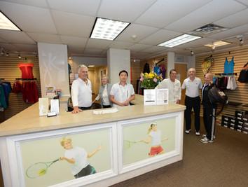 Indoor Tennis Club Membership Options at JKST