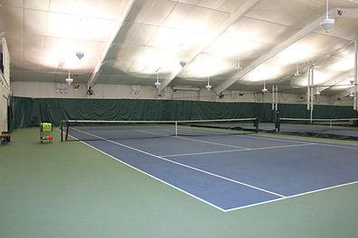 Request Indoor Tennis Court Time