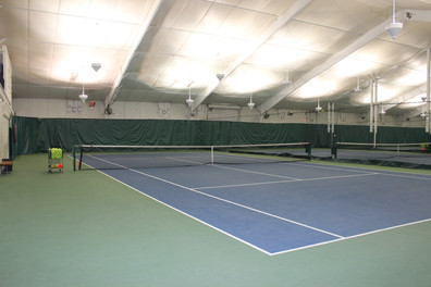 Request Indoor Tennis Court Time