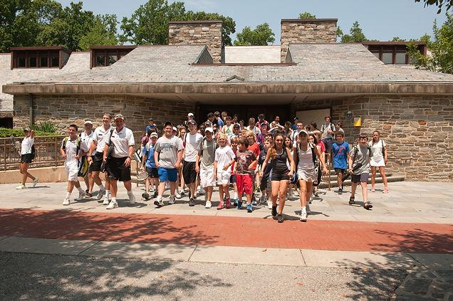 Julian Krinsky School of Tennis Summer Camps