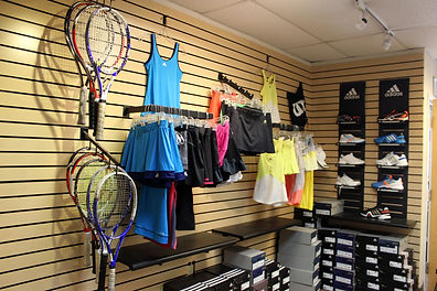 Tennis Pro Shop in King of Prussia