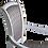 Thumbnail: ГАБРИЕЛА кресло полумягкое