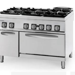 piano cottura cucina gas