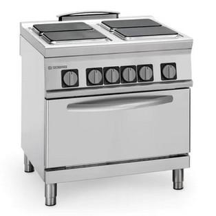 piano cottura cucina elettrica