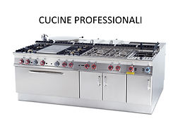 Noleggio della attrezzatura professionale da cucina come friggitrici cuoci pasta forni affettatrici e lavastoviglie ecc