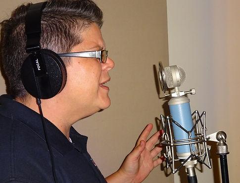 Kerri Grant NPA Studio Picture