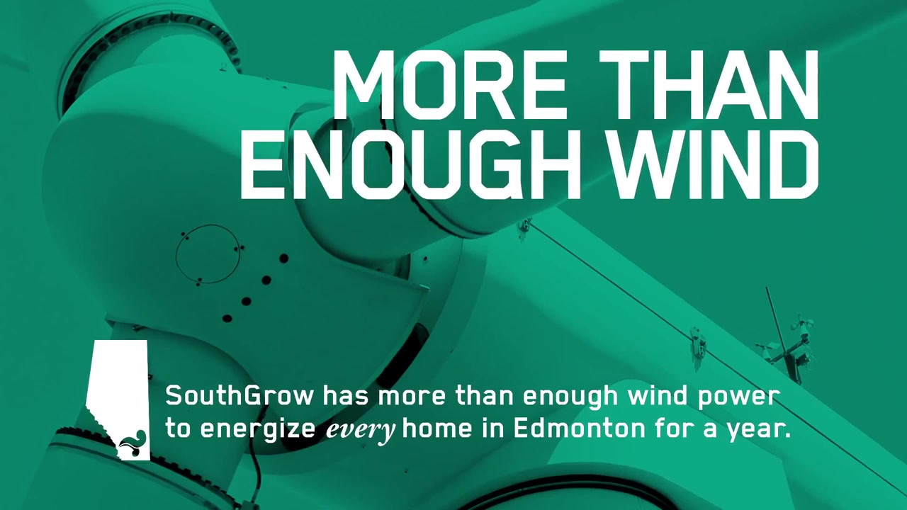 SouthGrow: More Than Enough Wind
