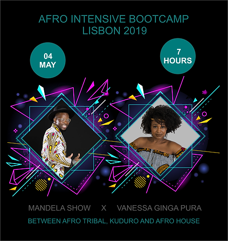 AFRO INTENSIVE BOOTCAMP