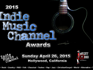 Ed Roman & Hicks Nominated For Multiple 2015 Indie Music Channel Awards
