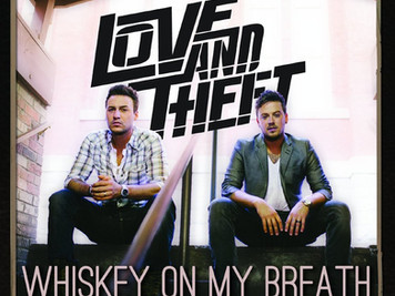 Love And Theft Album Cover Review: Get The Look Of Stephen Barker Liles and Eric Gunderson