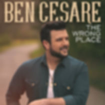 BenCesare_TheWrongPlace_Cover.jpg