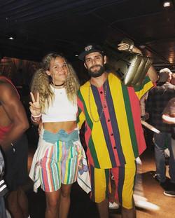 Thomas Rhett and Lauren Akins