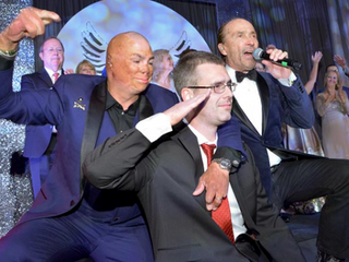 Helping a Hero's Lee Greenwood Patriot Awards Gala Raises Over $500,000 for Wounded Warriors