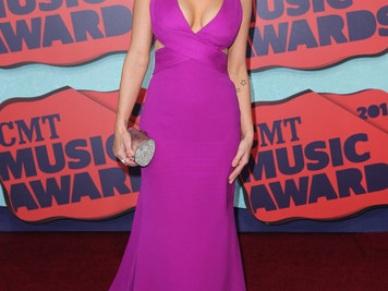 Kellie Pickler was definitely the best dressed at the CMT Music Awards