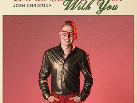 "Get Your Christmas Groove on with Josh Christina's Cover of ""Christmas With You"""