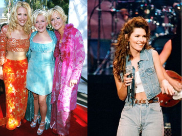 Looking Back On 90s Country Fashion