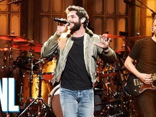 Rhett Steals the Spotlight at SNL
