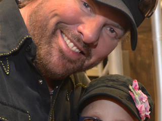 Toby Keith Raises $1.175 Million For Charity