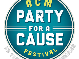 ACM Party for a Cause Festival
