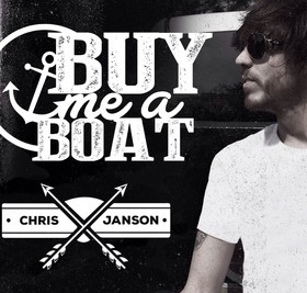"CHRIS JANSON SAILING HIGH WITH ""BUY ME A BOAT"""