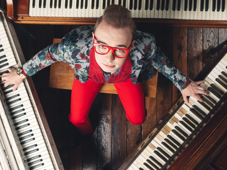 """Josh Christina Releases Brand New Music Video For His Recent Single """"Old Piano""""!"""
