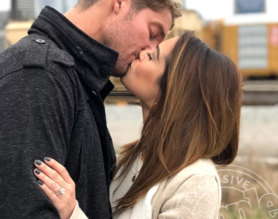 Brett Young Engaged to Taylor Mills