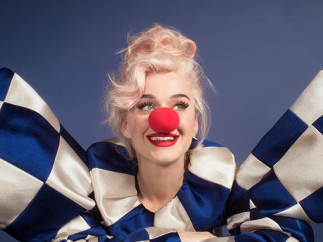 Katy Perry's New Album, Smile, is Her Story of Resilience