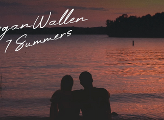 """7 Summers"" by Morgan Wallen Will Transport You Back in Time"