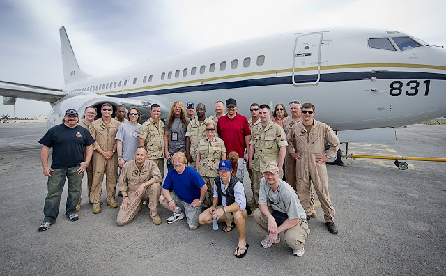 Keith Visits Kuwait and Iraq