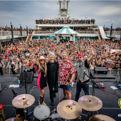THE OUTLAW COUNTRY CRUISE RETURNS FOR ITS SIXTH  VOYAGE