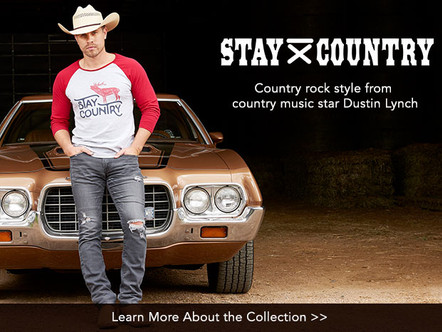 Country Stars with their own Fashion Lines