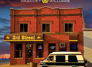 "WME ARTIST CHANCEY WILLIAMS' ""3RD STREET""ALBUM DEBUTS AT NO. 5 ON ITUNES COUNTRY ALBUMS CHART"