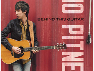 """Mo Pitney - """"Behind This Guitar"""""""