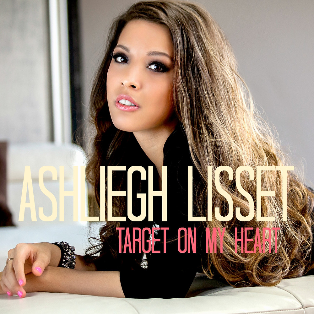 Ashliegh Lisset target on my heart