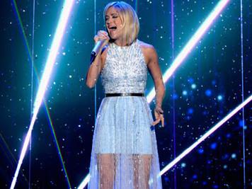 Carrie Underwood's Fashion Evolution