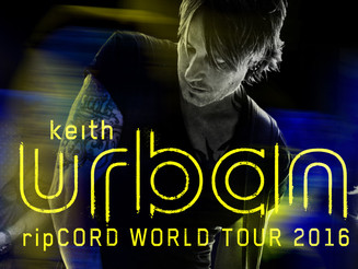 KEITH URBAN'S 'RipCORD WORLD TOUR 2016' FEATURING BRETT ELDREDGE WITH MAREN MORRIS