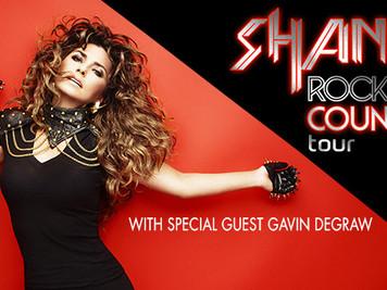 Entertainment Tonight: Shania Twain Talks Farewell Tour