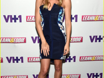 LeAnn Rimes Stuns at the 'LeAnn and Eddie' Screening Party