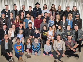Country Singers Support Raising Money For St. Jude