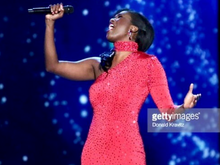 Guess Who Wore A Johnathan Kayne Dress at the Miss America Pageant!!