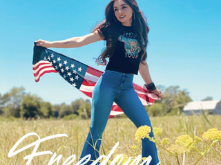 """Payton Howie's Pays Respect to Troops in """"Freedom"""""""