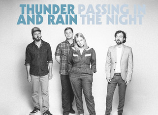 Thunder and Rain Return to Their Acoustic Roots with Third Studio Album 'Passing in the Night'