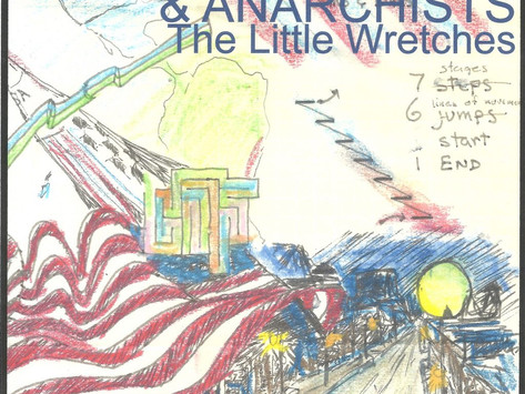 """Little Wretches Release Timely Musical Statement """"All Of My Friends"""""""