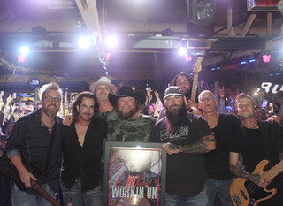 """Colt Ford Strikes Gold With """"Workin' On"""" Single"""