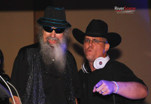 Duck Dynasty's 'Uncle Si' Appears at Willow Fire Benefit Concert