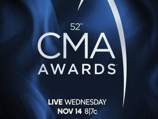 Conner's CRANKIN CMA Award 2018 Picks and Predictions!!!