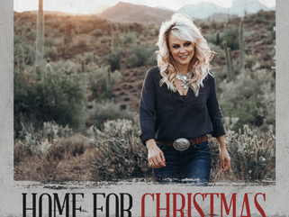 """Shari Rowe's """"We'll Be Home For Christmas"""" Invites You to a Different Kind of Christmas!"""