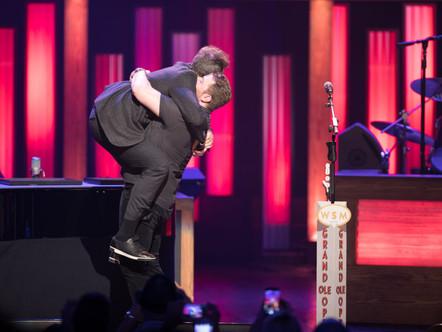 Chris Young Joins Grande Ole Opry Family