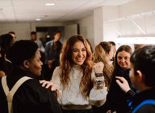 LAUREN DAIGLE'S 'THE PRICE FUND' GIVES THE GIFT OF MUSIC TO NEW ORLEANS CHARITIES