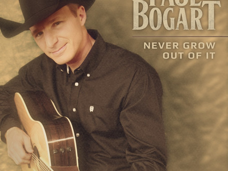 """THE BOOT CALLS PAUL BOGART'S NEW SINGLE """"NEVER GROW OUT OF IT"""" A """"NOSTALGIC ANTHEM"""""""